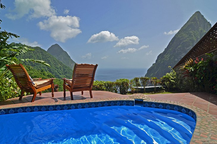 Ladera Resort views