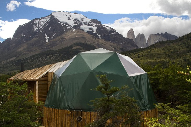 EcoCamp Superior Dome