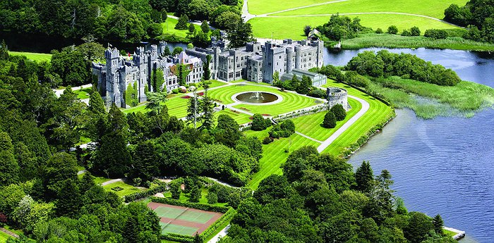Ashford Castle - Travel 800 Years Back In Time