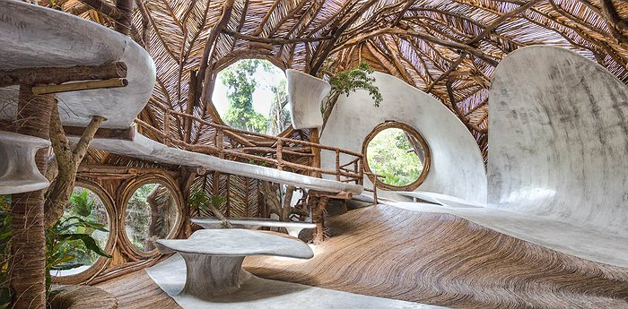 AZULIK Tulum - Treehouse Eco Retreat In Tulum With Bird's Nest Restaurant