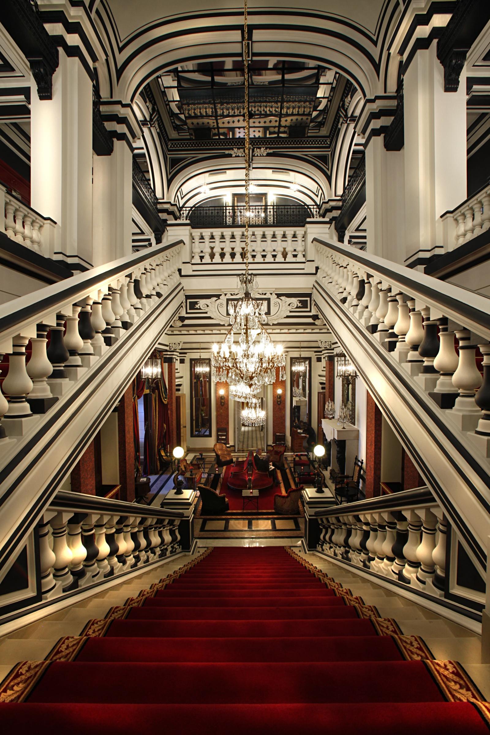 Mansion Grand Entrance