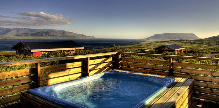 Hotel Glymur - One Of The World's Best Hot Tubs