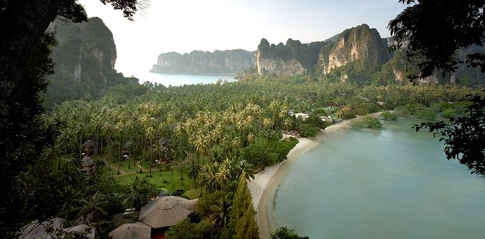 Rayavadee Resort Krabi - Beachfront Getaway Along Krabi's Andaman Coast