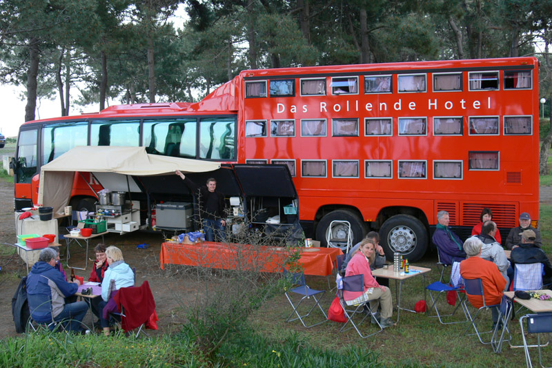 Rotel The German Bus Hotel
