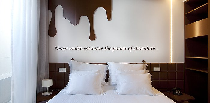 Hotel Fabrica Do Chocolate - The Sweetest Hotel There Is