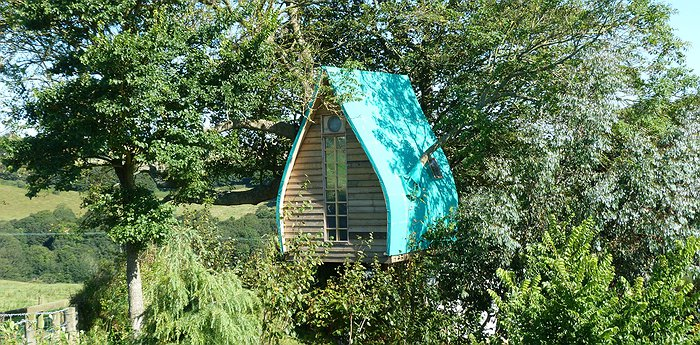 Tree Sparrow House