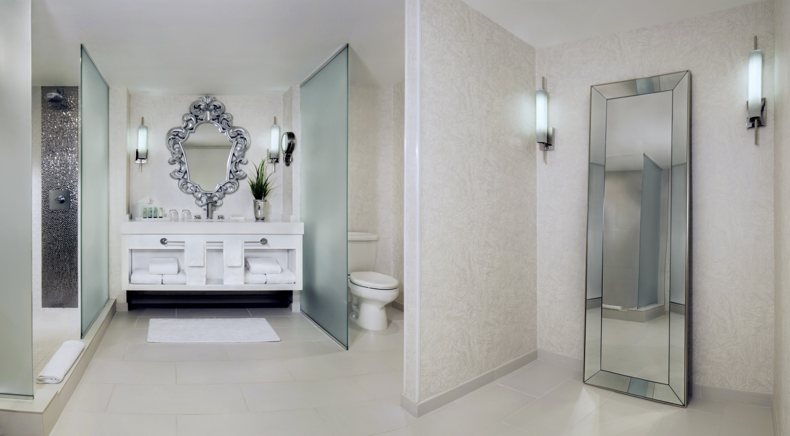 Ivory bathroom suite - Ivory Suite