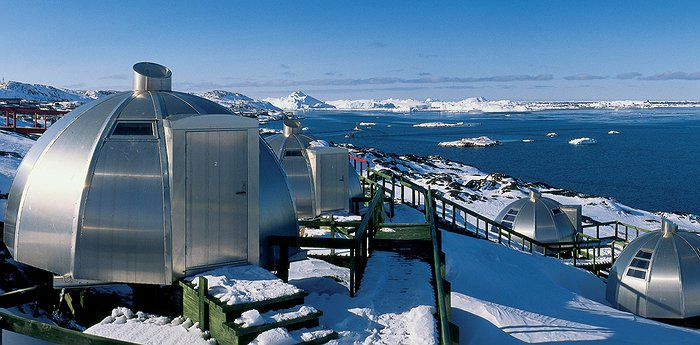 Image result for Hotel Arctic, Ilulissat, Greenland