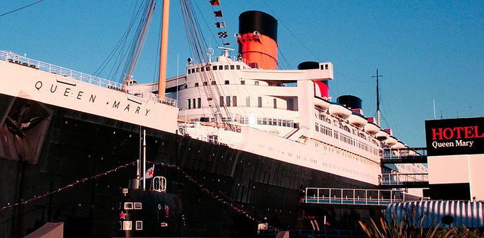 The Queen Mary Hotel