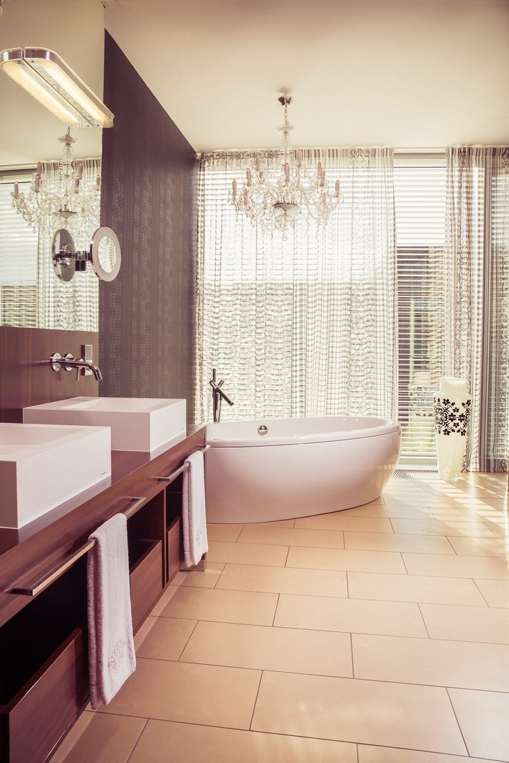Kameha Grand Bonn bathroom