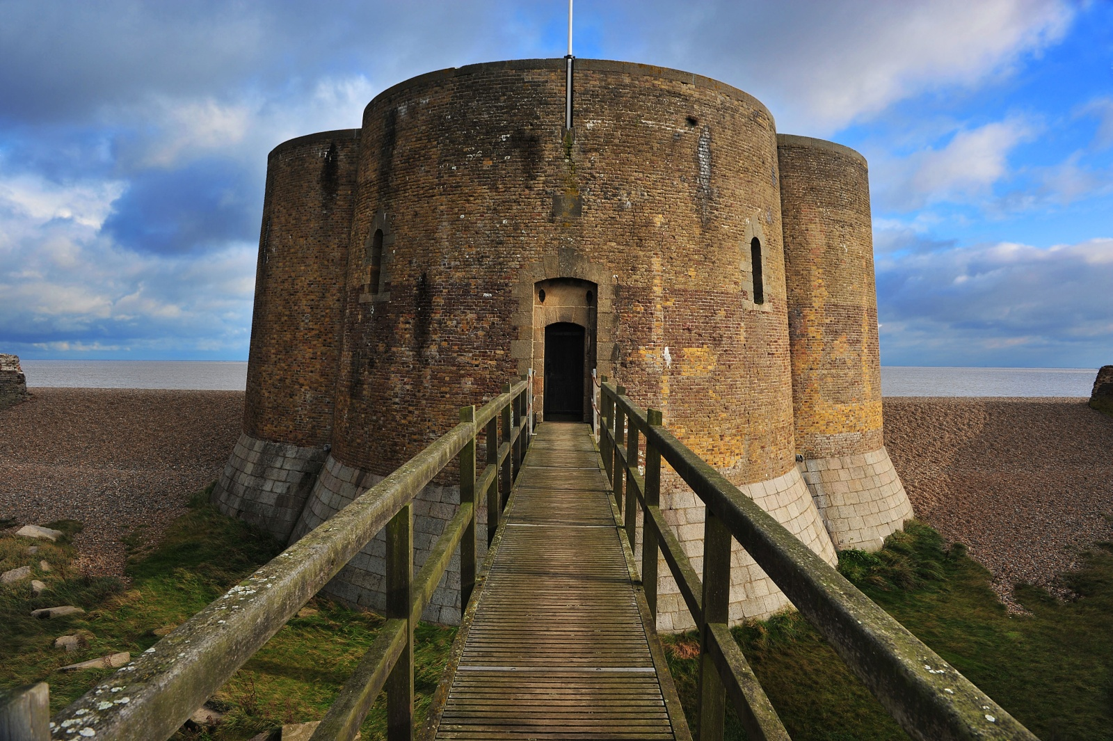 Martello Tower - A Holiday In A Napoleonic Fortress