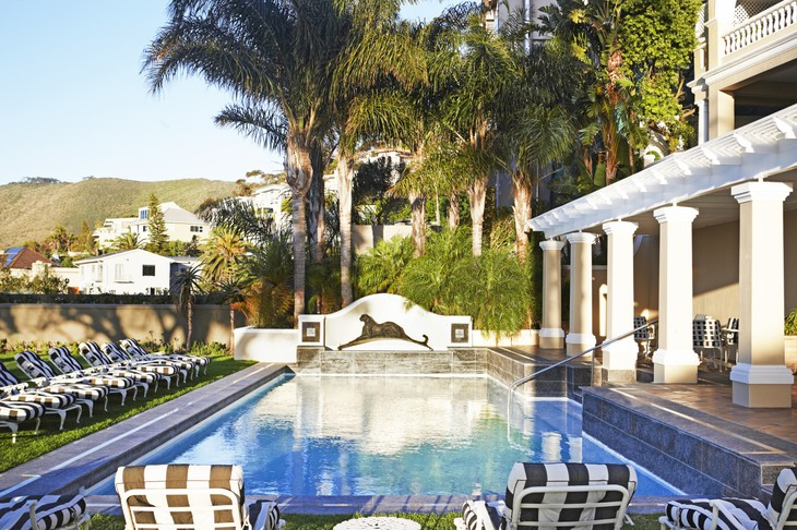 Ellerman House swimming pool
