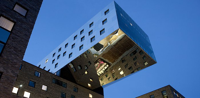 Nhow europe s first music hotel for Design hotel 101 berlin
