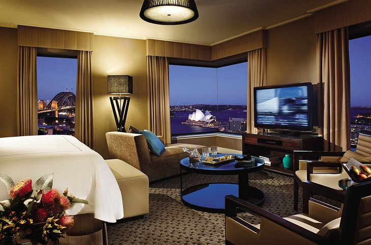 Four Seasons Sydney room