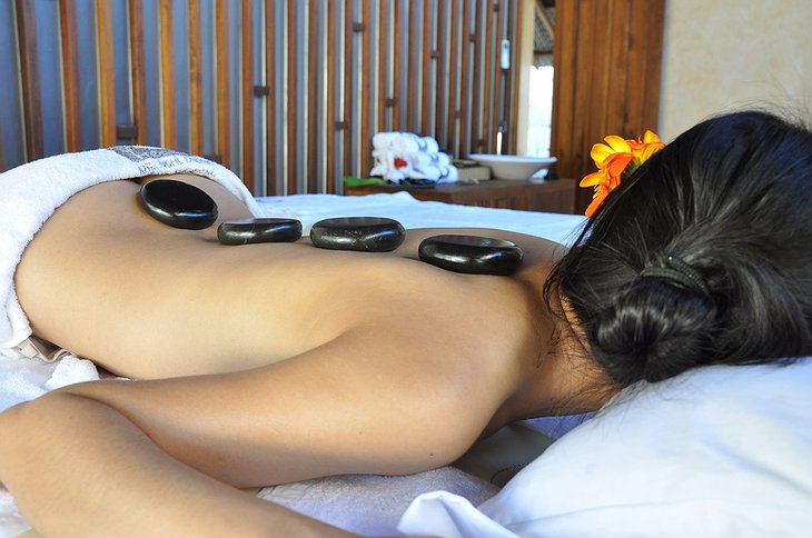 I Resort massage