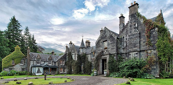 Ardanaiseig Hotel in Scotland
