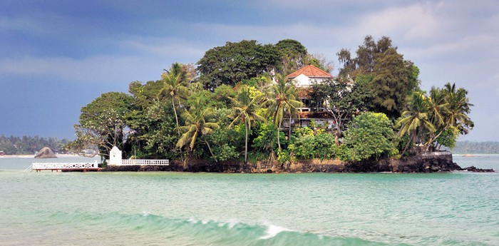 Taprobane Island - Private island with one villa