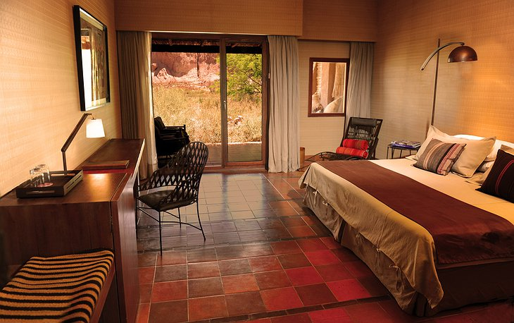 Alto Atacama room with terrace