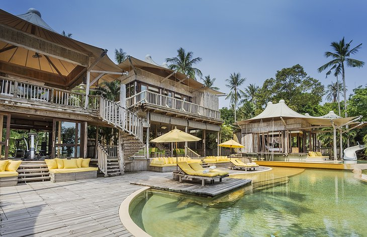 Soneva Kiri Private Beach Pool Reserve 5BR