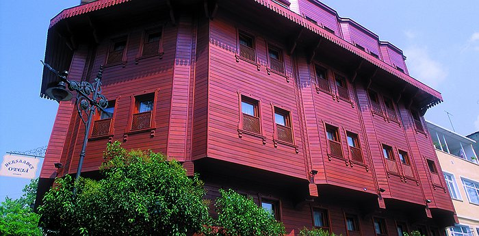 Dersaadet Hotel Istanbul - Place Of Felicity And Beauty