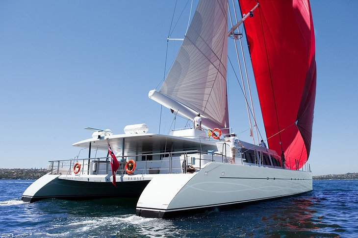 Necker Belle Catamaran