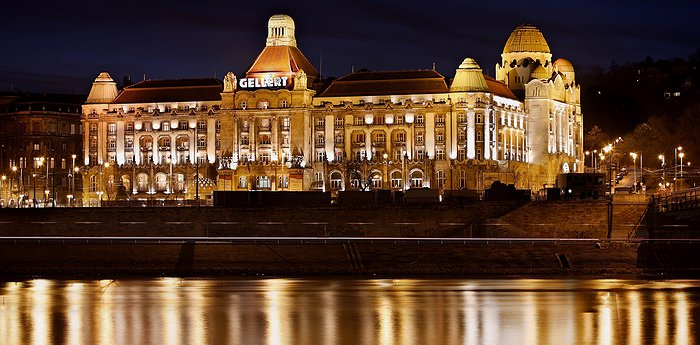Hotel Gellert - Thermal Bath Hotel