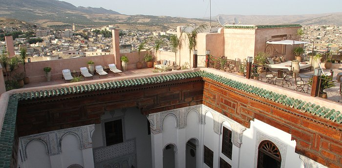 Riad Laaroussa - Your Moroccan Private Spa Palace