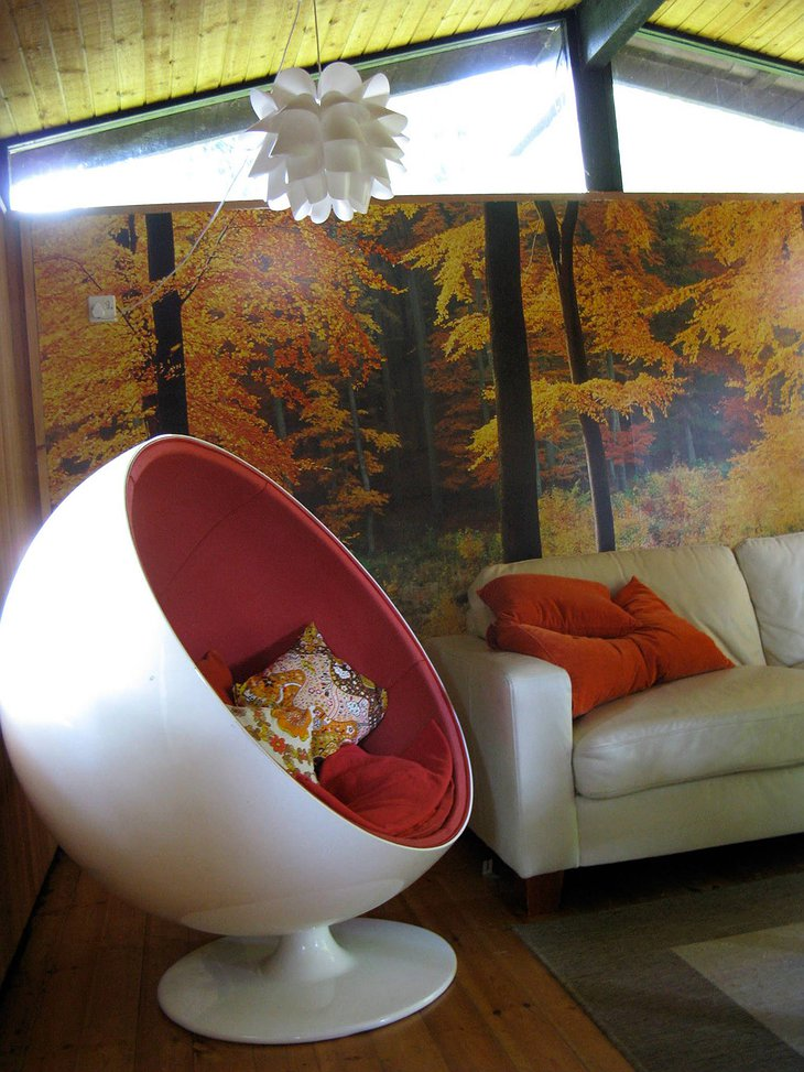 Caban Casita rounded chair