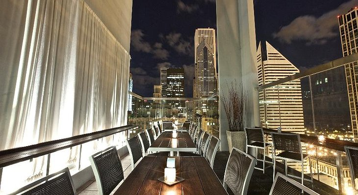 theWit rooftop terrace