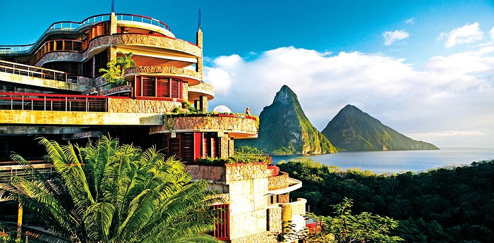 Jade Mountain Resort - Infinite Paradise