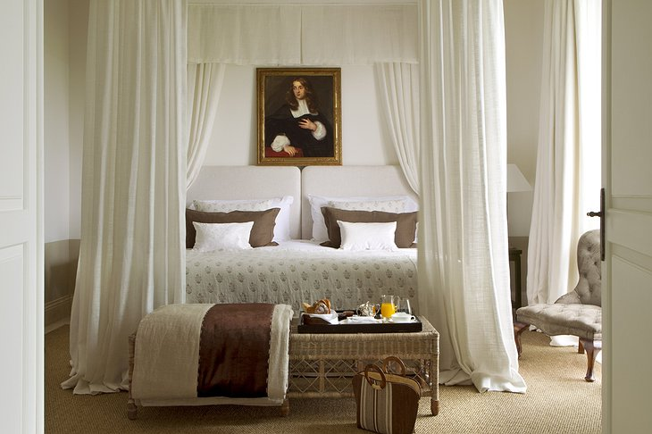 Finca Cortesin Hotel room