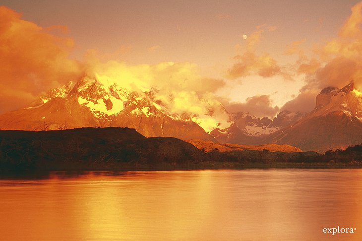 Torres del Paine National Park nature