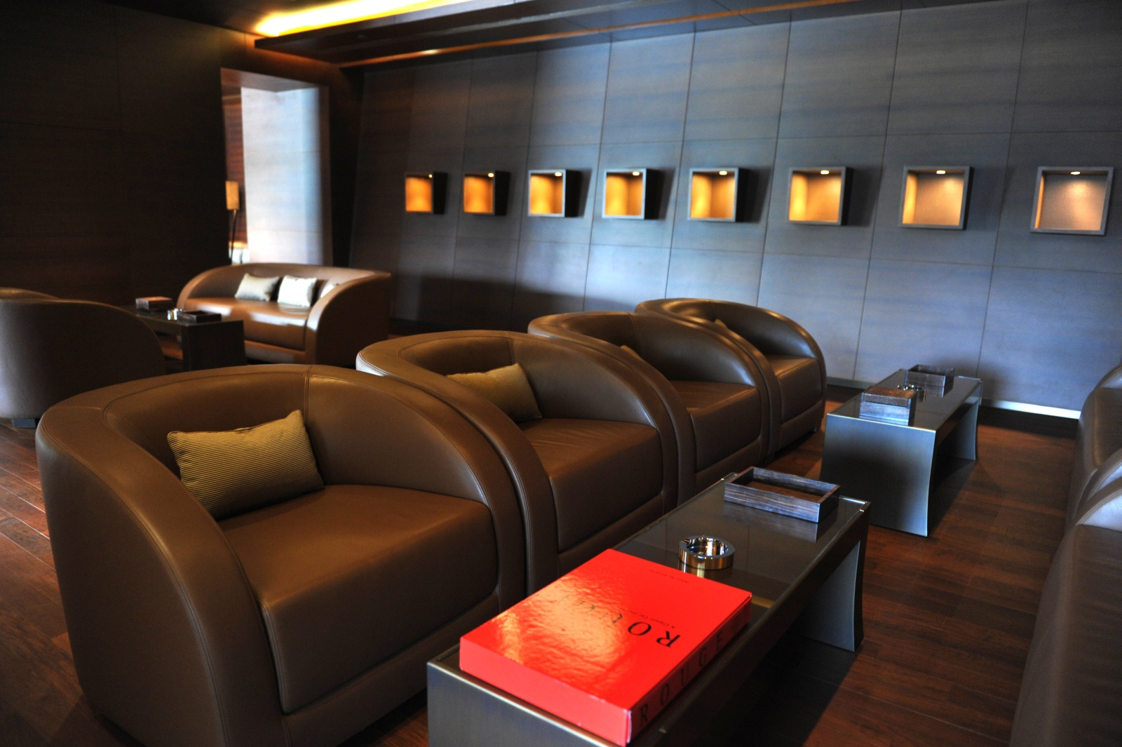 Armani hotel dubai for Hotel design a dubai