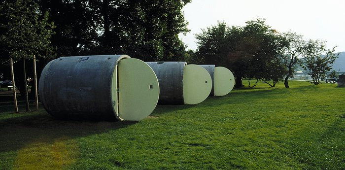 Das Park Hotel - Cozy Concrete Pipes