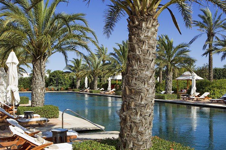 Finca Cortesin Hotel outdoor pool