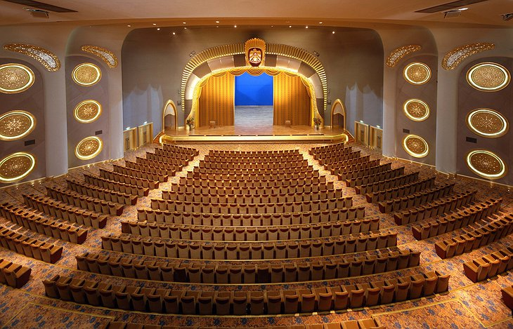 Emirates Palace theater