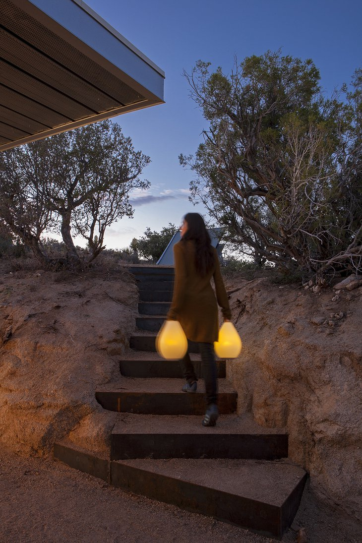 Off-grid itHouse lanterns
