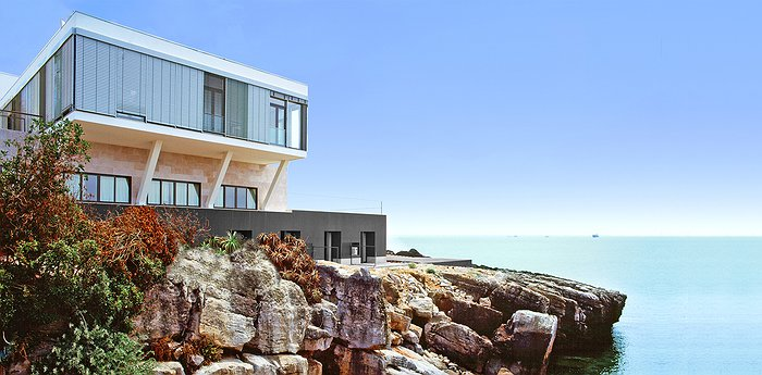 Farol Design Hotel - Clifftop Swimming Pool And Atlantic View