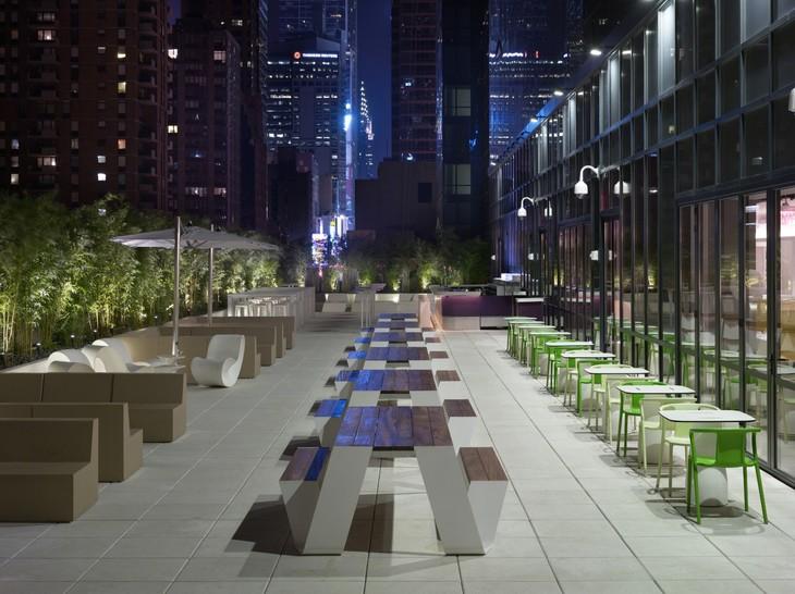 Yotel for New walk terrace york