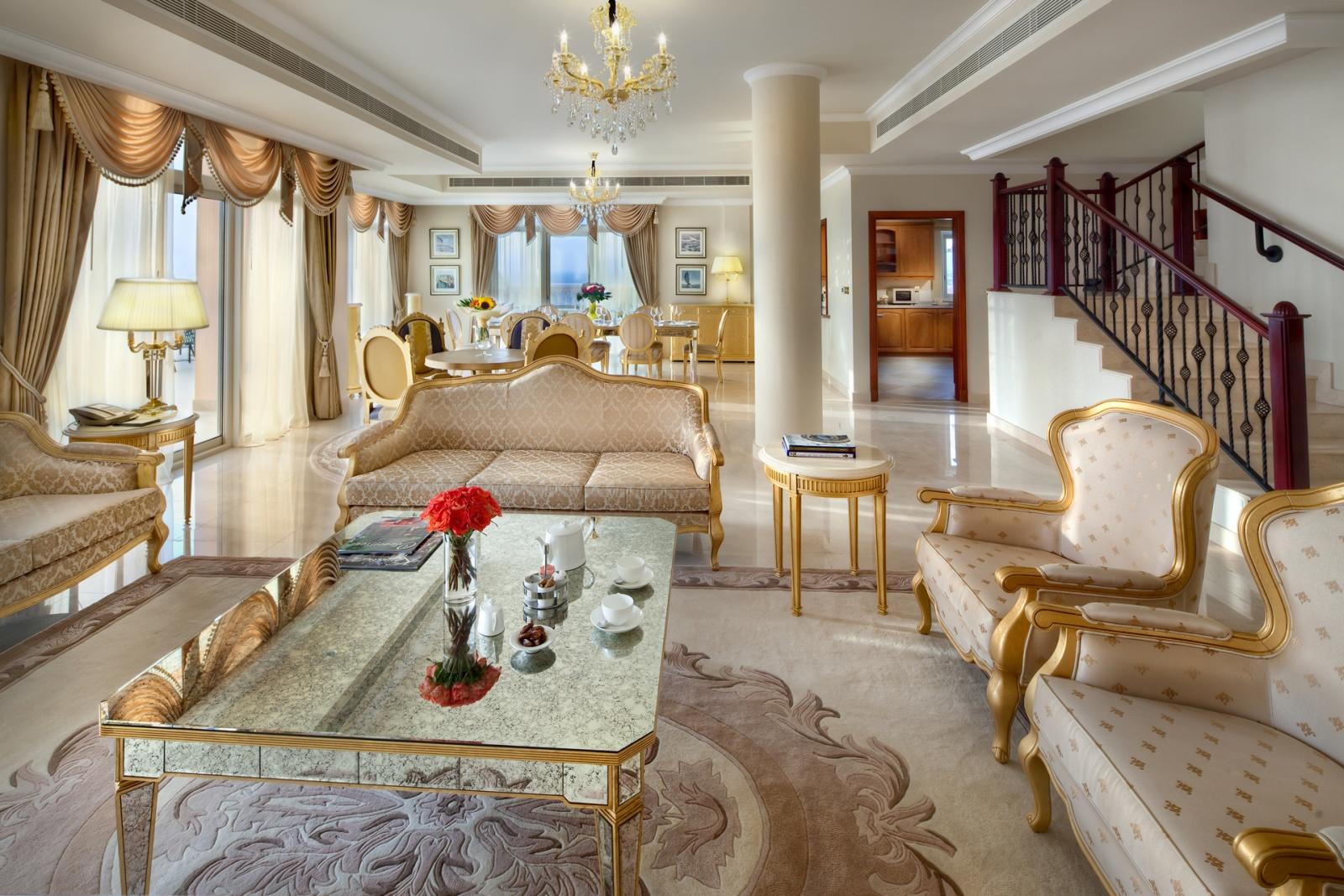 Kempinski hotel residences palm jumeirah