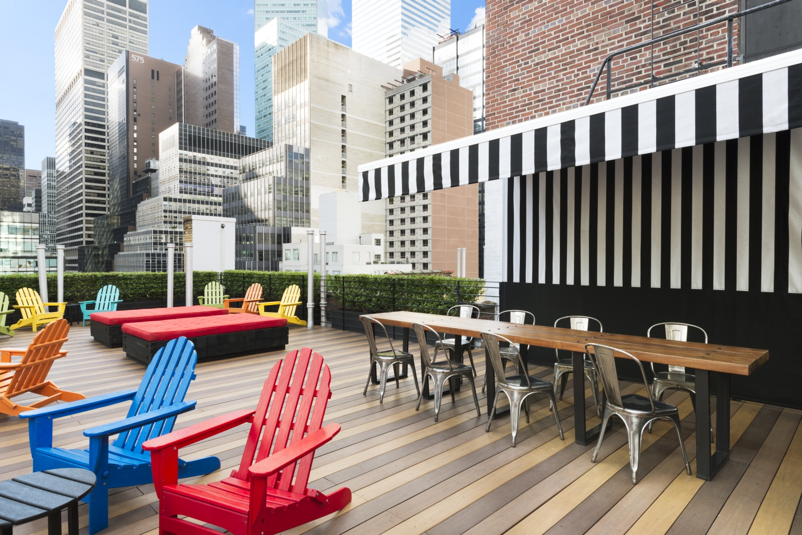 Pod hotels new york pod 39 and 51 for Design hotel deck 8