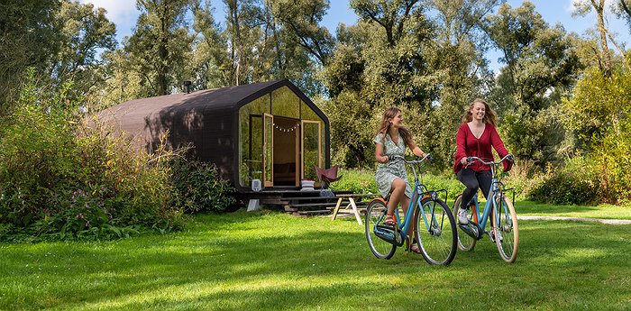 Stayokay Hostel Dordrecht - Floating Glass and Wood Lodge In Biesbosch National Park