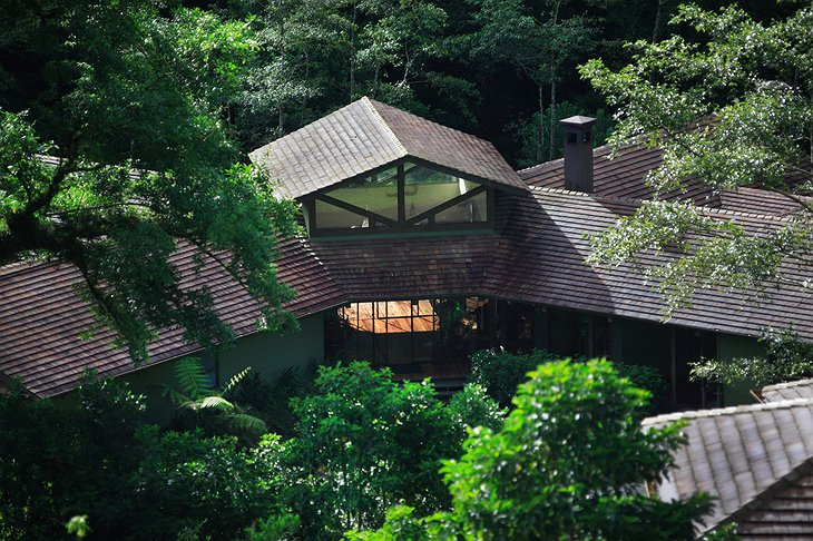 Spa Costa Rica Main Lodge Day View