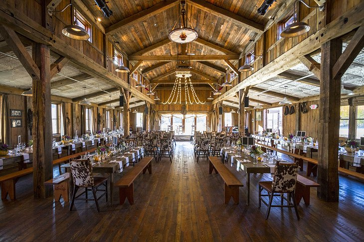 The Ranch at Rock Creek grand restaurant