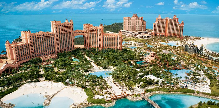 Atlantis Paradise Island Resort In The