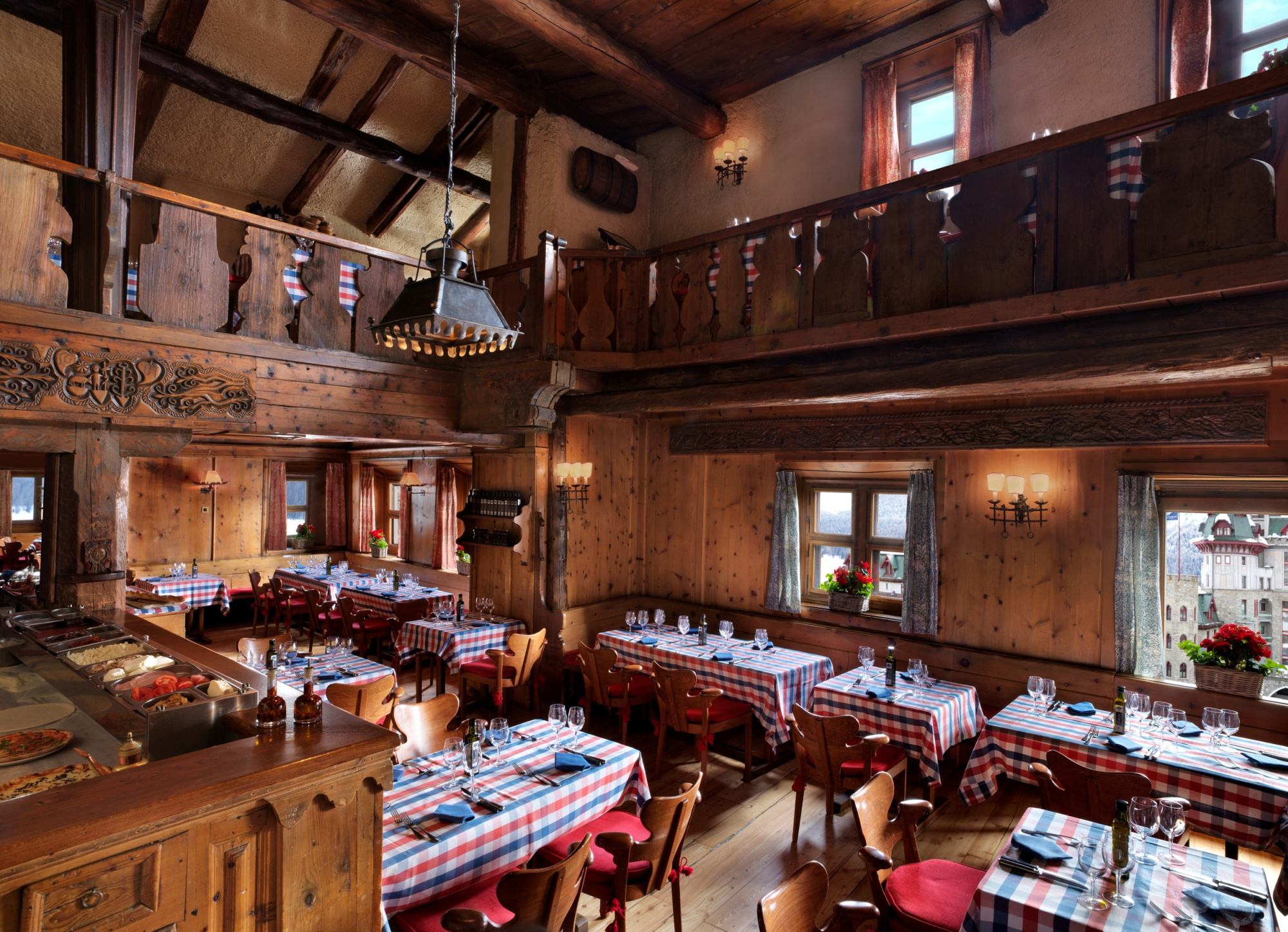 Badrutt's Palace Hotel - St. Moritz's Landmark Hotel