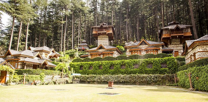 The Himalayan Village Resort - Eco-Friendly Fairytale Retreat