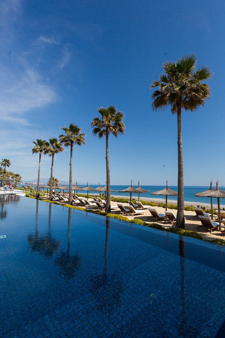 Finca Cortesin Hotel swimming pool