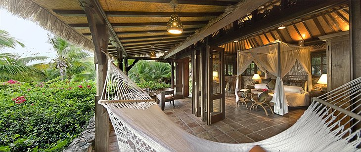 Necker Island suite