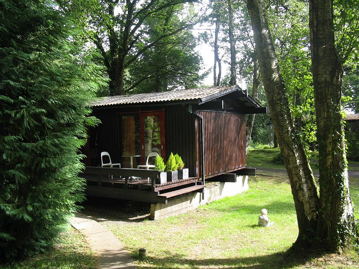 Caban Casita wooden cabin